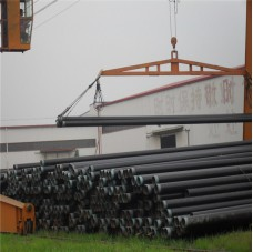 API Q235 welded round hollow section steel pipe