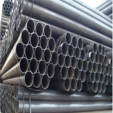 ASTM A500 Grade B mild welded steel pipe