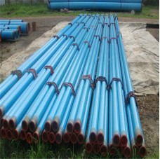 SSAW spiral carbon steel API pipe for water oil gas fluid trasmission