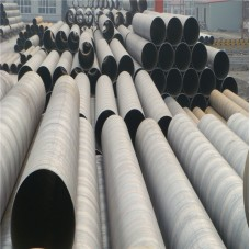 En10217 Standard P265GH S235 JR Welded Spiral Steel Pipe