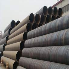 erw manufactory carbon spiral steel pipe for structure