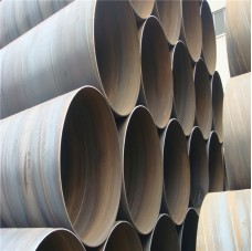 LASW/SSAW oil and gas well spiral steel pipes