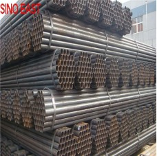 Q235 100mm diameter steel welded pipe