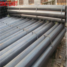 q235 6 inch welded round hollw section steel pipe