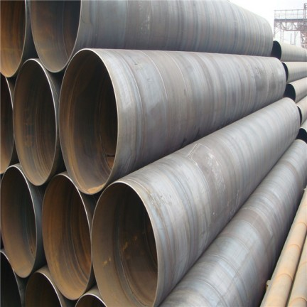 spiral steel pipe the manufacturer of China hot sale