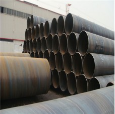 STD Welded 304 Spiral Steel Pipe