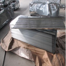 galvanized steel corrugated roofing sheet
