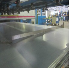 Hot-dip galvanized sheet metal 4x8