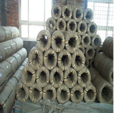 Hot dipped galvanized 10 gauge steel wire for cold rolled