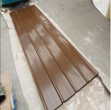 Prime color corrugated roofing sheets factory