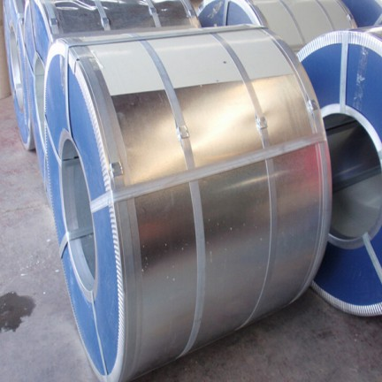 spangle z275 galvanized steel coil from china