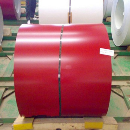 Color Steel Coil PPGI Factory