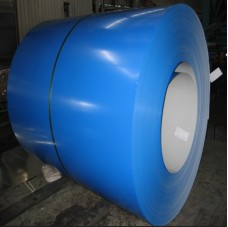 Sea Blue Color Steel Coil Manufactuer