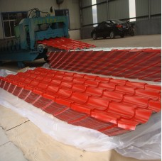 Color corrugated steel sheet factory price