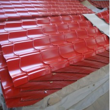 Colorful roofing steel sheets mill price