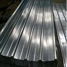 zinc coating corrugated steel sheet