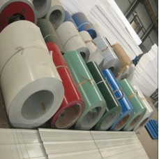PPGI 0.16-0.6mm 700-1250mm various color supplier