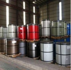 PPGI color coated steel coil supplier