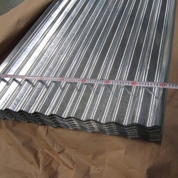 galvanised corrugated roofing sheets factory