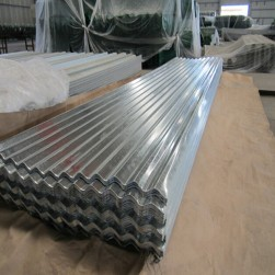 0.14 To 0.8MM Galvanized Corrugated Roofing Sheets Supplier