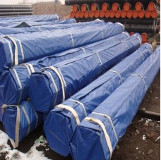 ERW welded steel pipe factory price