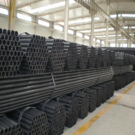 2'' sch40 erw welded steel pipe factory in china