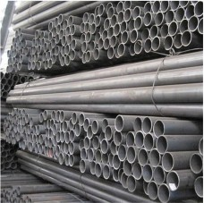 hot rolled welded steel pipe manufacture price