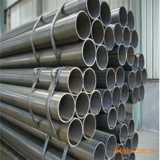 hot promotion ERW welded steel pipe manufacturer