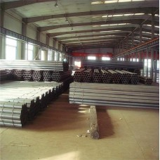 hot promotion welded carbon steel pipe for construction