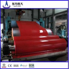 red prepainted galvanized steel coil manufacturers