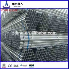 Pre Galvanized Steel Pipe Supplier in China