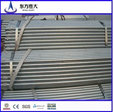 hot sale pre galvanized round steel pipe made in China
