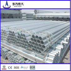 Hot galvanized steel pipe made in africa