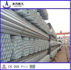 Hot galvanized steel pipe in Cyprus