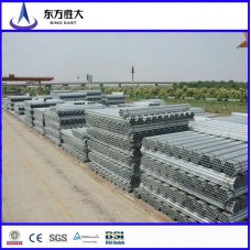 Hot galvanized steel tude made in Gabon