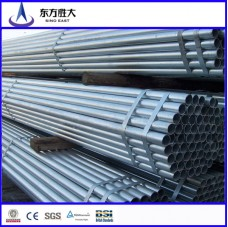 Hot galvanized steel pipe made in Jordan