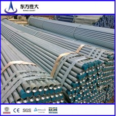 Hot galvanized steel pipe made in Palestine