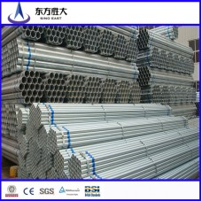Hot galvanized Steel Pipe Suppliers in Eritrea