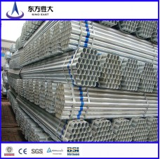 Hot galvanized steel tude made in Egypt