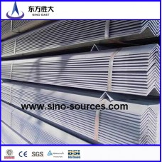 Hot rolled equal angle steel