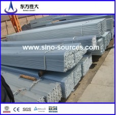 Hot rolled equal Angle Steel Bar