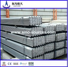 Steel angle bar for construction