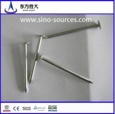 Chinese GI wire mill supply gauge galvanized steel nails