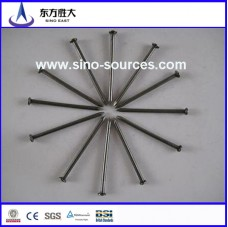 Galvanized steel Nails with high zinc coating