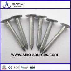 Galvanized steel roof nail