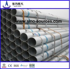 bs en 10240 280g/m2 galvanized zinc coating (gi) pipe