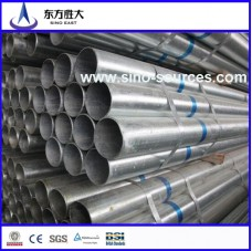 ASTM A53-2007 Standard Galvanized Steel Pipe Suppliers