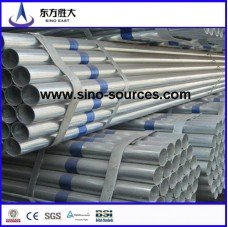 best price galvanized rectangular steel pipe supplier