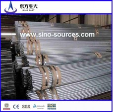 BS1139 galvanized steel pipes manufacturer in china