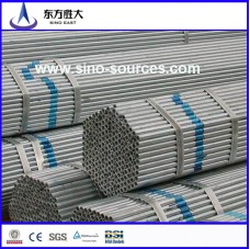 BS1387 galvanized steel pipe manufacturers
